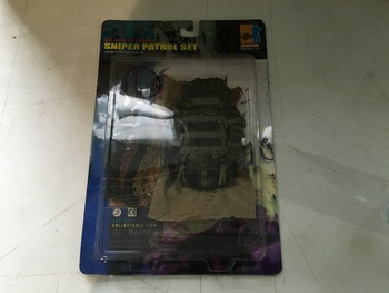 "2002 Dragon 1/6 Scale US Special Forces Sniper Patrol Set for 12"" Figure 71131 #71131"